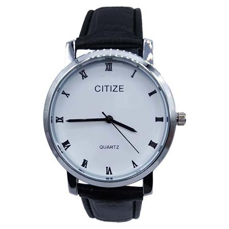 ساعت بند چرم CITIZE