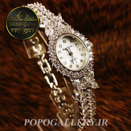 ساعت مچی عقربه ای Royal crown