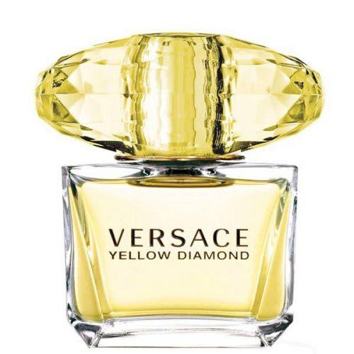 ادو تویلت زنانه ورساچه مدل Yellow Diamond حجم ۹۰ میلی لیتر