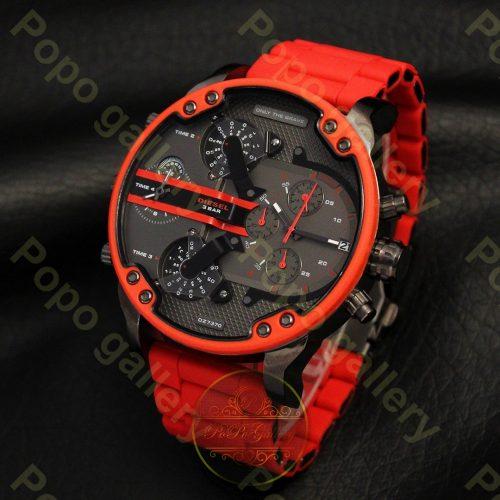ساعت مردانه دیزل قرمز